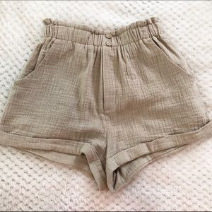 NEW Kittenish High Wasted Shorts